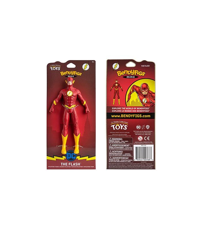 Mini Figura articulable Flash - DC