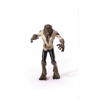 Mini Figura articulable El Hombre Lobo - Terror