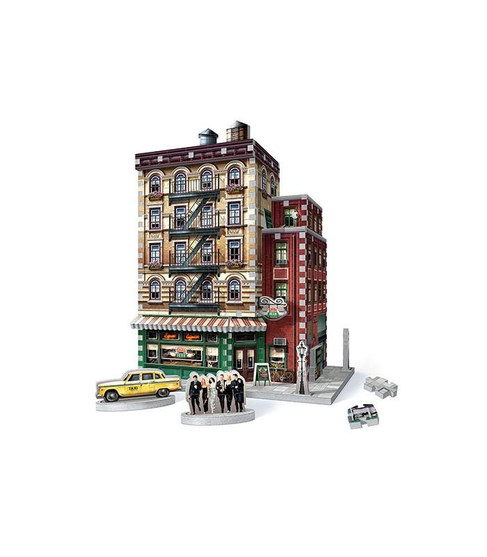 Puzzle 3D de Central Perk - FRIENDS