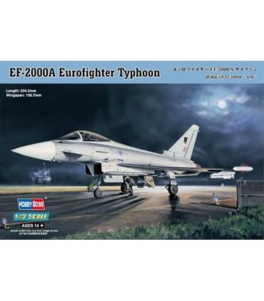 Las mejores maquetas militares a escala de Hobby Boss en Cuernavilla.com EF-2000A a escala 1:72 del Eurofighter Typhoon