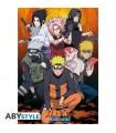 Poster de grupo - Naruto