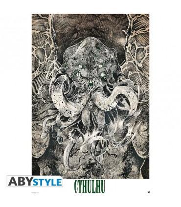 Poster de Cthulhu - Lovecraft
