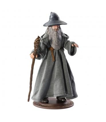 Toda la gama de figuras Bendifigs del Señor de los Anillos en Cuernavilla.com Figura Bendifigs Gandalf El Gris al mejor precio