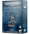 Capitán Uriel Ventris - Space Marines - Warhammer 40.000