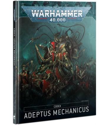 Todo el capítulo del Adeptus Mechanicus en Cuernavilla.com Códex Adeptus Mechanicus - Warhammer 40.000 al mejor precio