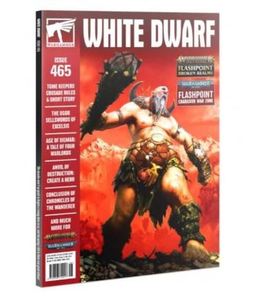 Revista White Dwarf 465 Junio 2021 (En Inglés) - Games Workshop