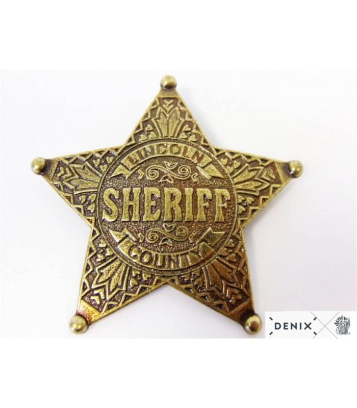 Insignia Sheriff Lincoln County