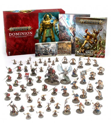 La nueva caja de Age of Sigmar ya está en Cuernavilla Dominion al mejor precio