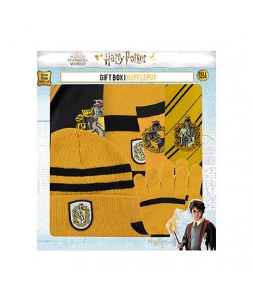 Pack de túnica Hufflepuff - Harry Potter