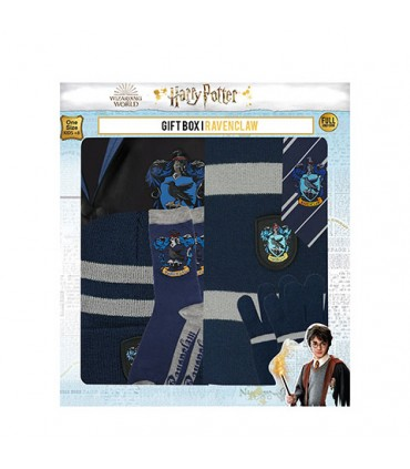 Pack de túnica Ravenclaw - Harry Potter