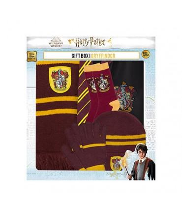 Pack de túnica Gryffindor - Harry Potter