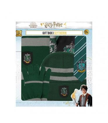 Pack de túnica Slytherin - Harry Potter