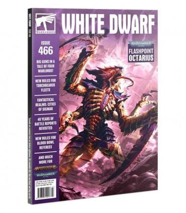 Revista White Dwarf 466 Julio 2021 (En Inglés) - Games Workshop