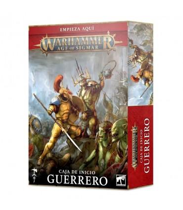 Caja de inicio GUERRERO - Warhammer Age Of Sigmar