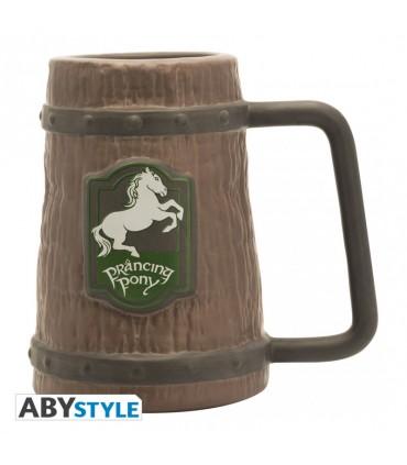 Los artículos más frikis del Señor de Los Anillos en Cuernavilla.com Jarra de cerámica del Pony Pisador al mejor precio