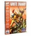 Revista White Dwarf 467 Agosto 2021 (En Inglés) - Games Workshop