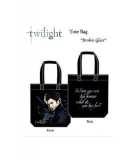 Bolsa Broken Glass Edward Cullen Bolso Crepúsculo (Twilight)