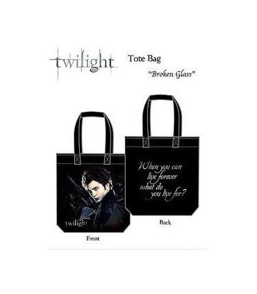 Bolsa Broken Glass Edward Cullen Bolso Crepúsculo (Twilight)