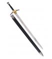 Réplica con vaina de la espada de acero de Geralt de Rivia - The Witcher