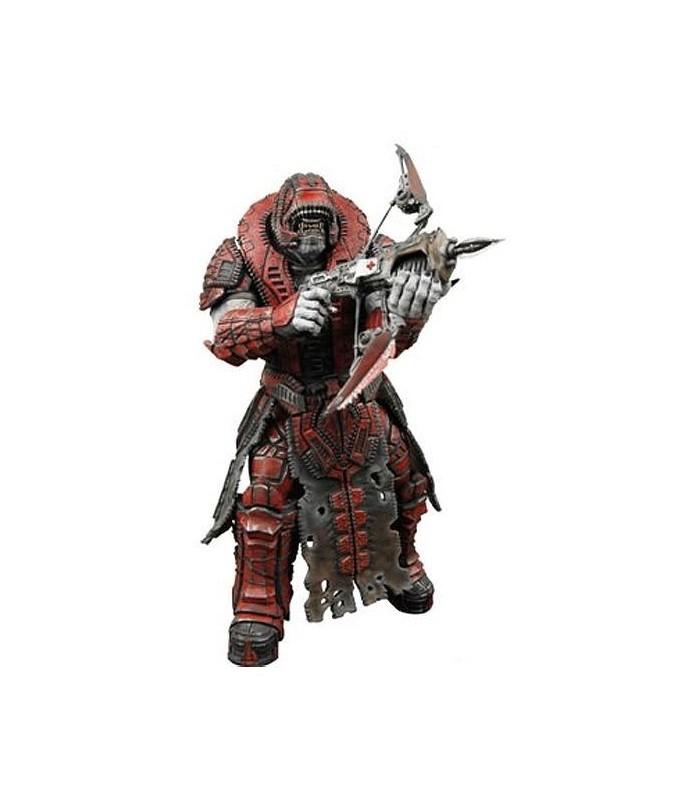 Figura Guardia Theron (con casco) Gears of War 18cms