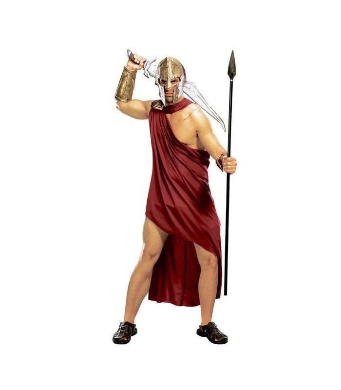 Disfraz Rey Leonidas Espartano Pelicula 300