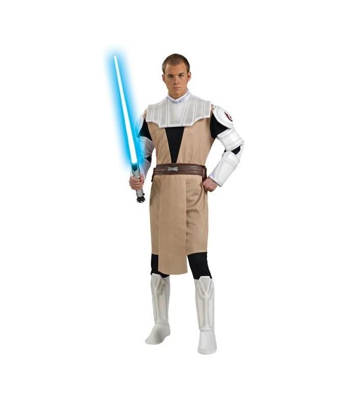 Disfraz Obi Wan Kenobi Deluxe Vestuario Star Wars