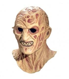 Máscara Freddy Krueger 100% Látex Edición Deluxe