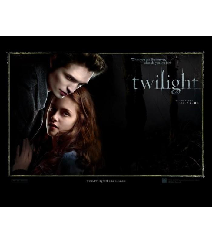 Llavero Edward o Bella Crepúsculo (Twilight)