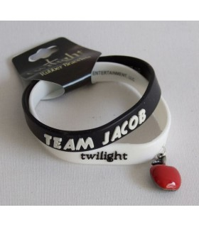 Pulseras Jacob Twilight (Crepúsculo) Set de 2 Brazaletes