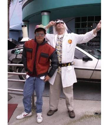 Gorra de Marty McFly en Regreso al Futuro II - Replica Oficial