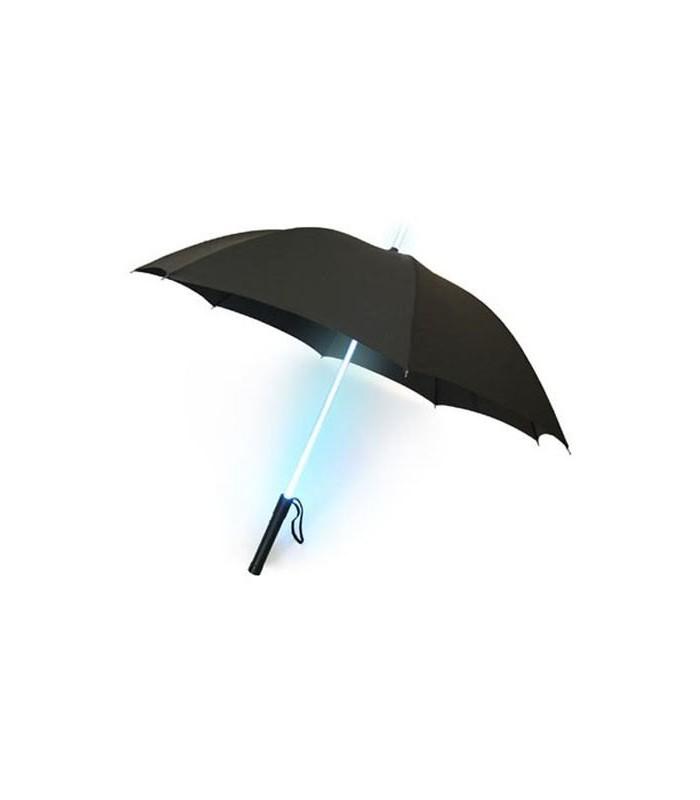 Paraguas LED Iluminado en Negro (Luz Blanca) - Blade Runner