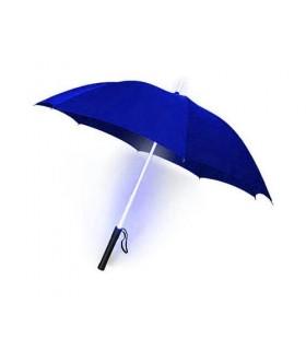 Paraguas LED Iluminado en Azul (Luz Azul) - Blade Runner