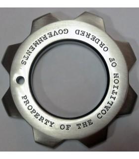 Placa COG Tag Chapa de Identificación Gears of War E. Limitada