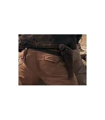 Cartuchera Funda de Cuero para Pistola Indiana Jones