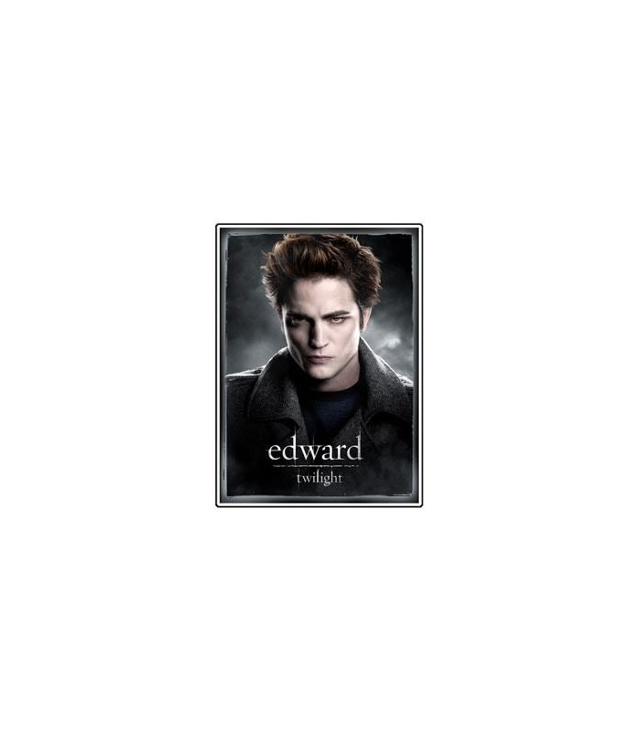 Pegatina Edward Cullen Robert Pattison Crepúsculo (Twilight)