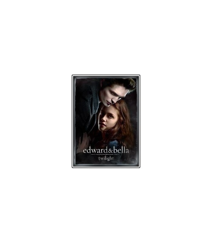 Pegatina Edward Cullen y Bella Swan Sticker Crepúsculo Twilight