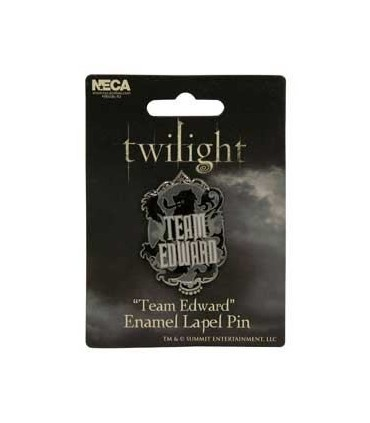 Pin Team Edward Twilight (Crepúsculo)