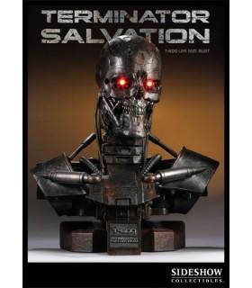 Busto Terminator T-600 Life Size Bust Terminator Salvation