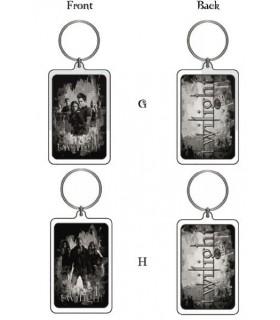 Llaveros Bad Vamps + Los Cullen Set de 2 - Twilight (Crepúsculo)