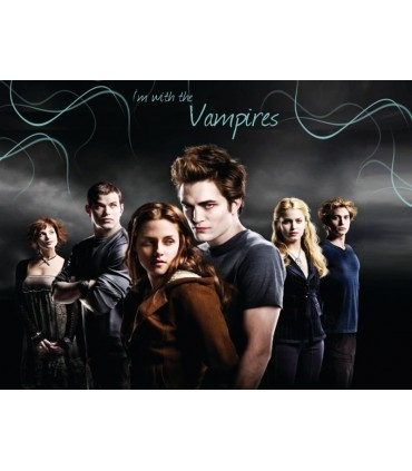 Llaveros Bad Vamps + Los Cullen Set de 2 - Twilight (Crepúsculo)