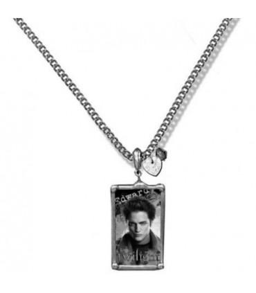 Colgante Edward Cullen con Foto Twilight (Crepúsculo)