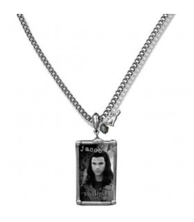 Colgante Jacob Black con Foto Twilight (Crepúsculo)