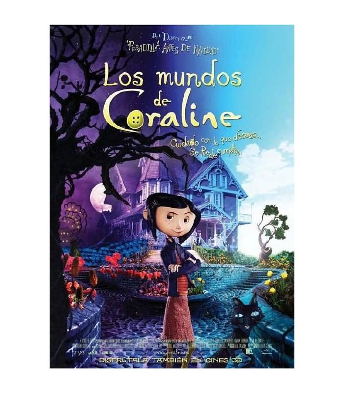 Diario Curious Los Mundos de Coraline