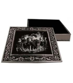 Caja de Metal Joyero Metálico Bella + Cullen Crepúsculo Twilight