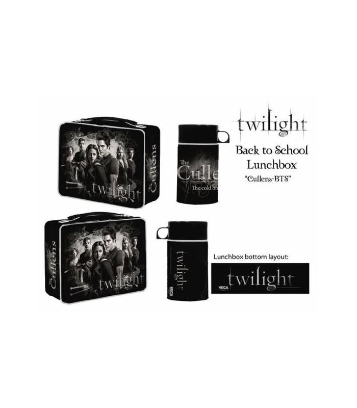 Set Termo y Fiambrera Bella y los Cullen - Crepúsculo (Twilight)