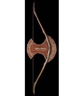 """Arco de Legolas """"Lorien"""" - El Señor de los Anillos"""