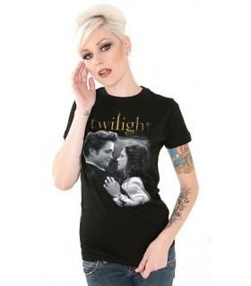 """Camiseta """"Baile"""" Crepúsculo (Twilight) para Chica, Talla L"""