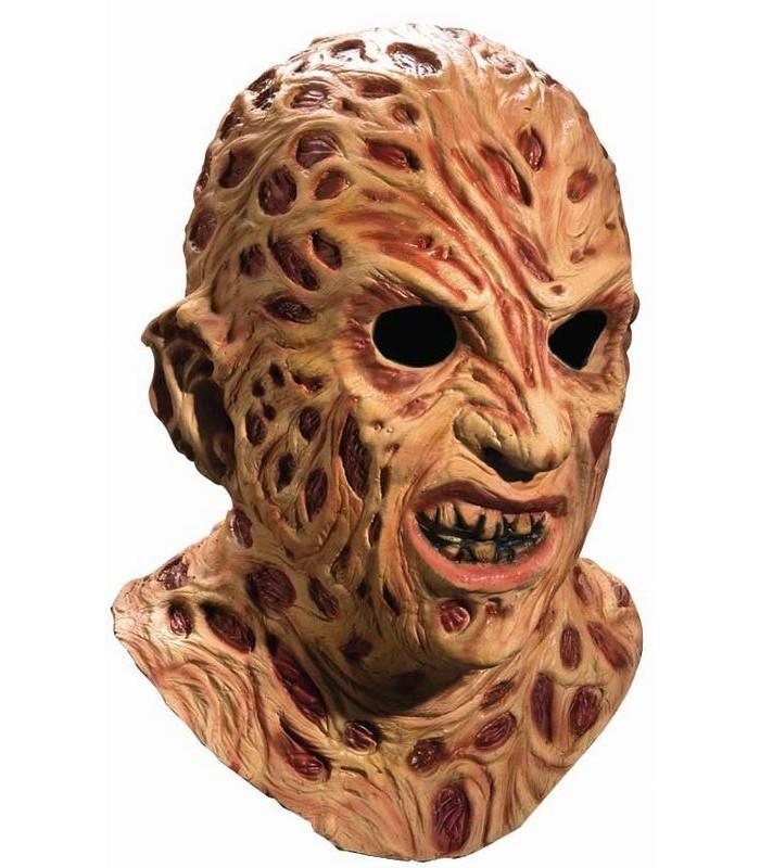 Máscara Freddy Krueger Látex con Dientes Edición Collectors