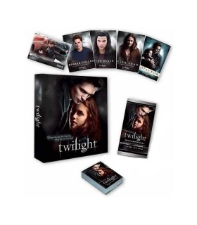 Album Trading Cards Postales Fotos Twilight (Crepúsculo)