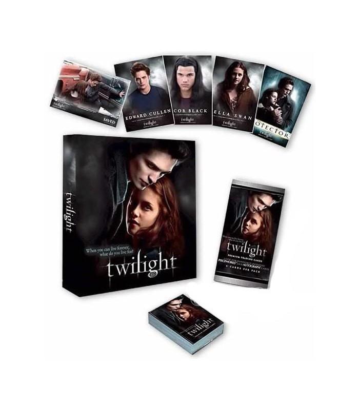 Album Trading Cards Postales Fotos Twilight (Crepúsculo)
